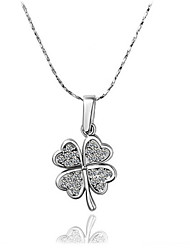 Charming Alloy With Rhinestone Women's Necklace(More Colors)