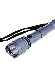 Romisen RC-X5 single-mode Cree XR-E P4 torcia LED (150LM, 2xAA, Blu)