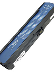 5200mah Replacement Laptop Battery for Acer Aspire 3030 3050 3200 3600 3610 3680 5030 5050 5500 - Black