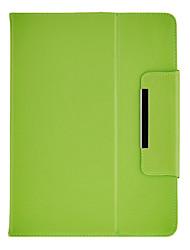 Case Protectiove Universal avec le stand pour le comprimé de 9.7 pouces (Vert)