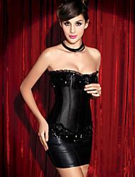 HONGFENGYE Fashion Sexy Black Shapewear Without Skirt