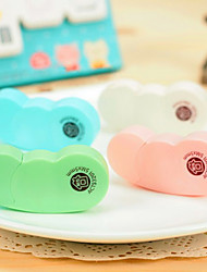 Jelly Beans Correction Tape forme (Radnom couleur)