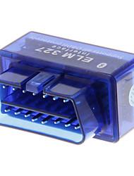 2013 Latest Version V1.5 Super Мини ELM 327 bluetooth OBDII/OBD2