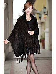 Party/Evening / Casual Feather/Fur Scarves Fur Wraps