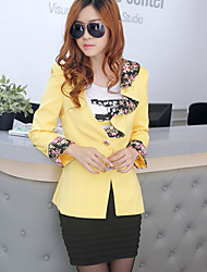 Women's Suits , Cotton Casual DOWISI