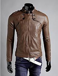 Mannen Slim Short Jacket