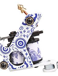 Cast Iron Stamping Tattoo Machine Liner and Shader