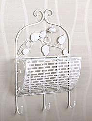 """15""""Garden Style Metal Bath Hook(3 Hooks)"""