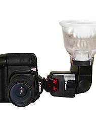 блеск рассеиватель P3 ж / купола крышки для Nikon sb26 / sb27 / sb28 / Sony F56AM / сигма EF500