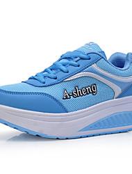 Confortevoli pelle piatta tacco Sneakers Casual Shoes (altri colori)