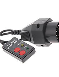 OBD профессиональной инспекции и Ойл Сервис Сброс инструмент для BMW 1982-2001 с 20-контактный диагностический разъем