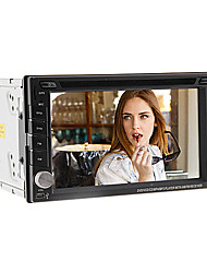 Windows8 6.2 pollici nel cruscotto 2din auto lettore dvd con gps, bluetooth, ipod, touch screen + free fotocamera posteriore viwe