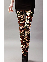 Women Print Legging , Cotton