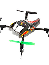 WLtoys V202 4CH RC télécommande à la main jetée en l'air hélicoptère UFO Avec strhobby Gyro LED
