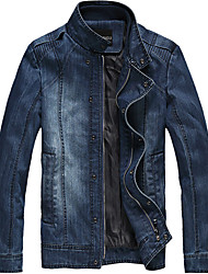 Denim Blue Coat 8832 YYPD hommes