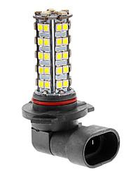 HB3 9005 3.5W 68x3528SMD 180-220LM 6000-6500K White Light Fog Bulb Haute lampe de Runing Beam (12V)