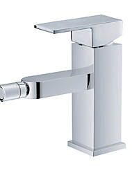 Contemporanea girevole Spray ottone rubinetto Bidet