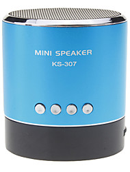 KS-307 Привет-Fi стерео Музыка микро TF / USB FM спикер