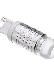 Faretti LED COB G9 3W 300 LM Bianco caldo / Luce fredda AC 220-240 V