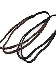 Weave elastische Stirnbänder