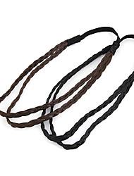 Weave Elastic Headbands