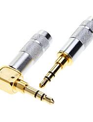 3.5mm Stereo Soldering Plug