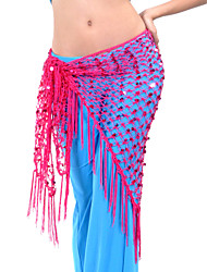 Fascinating Polyester Belly Dance Belt For Ladies(More Colors)