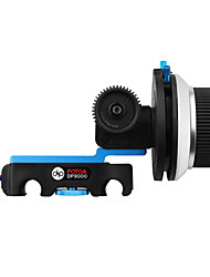Fotga DP3000 QR Follow Focus A/B Hard Stop F DSLR 5D II III 7D D90 Gear Optional