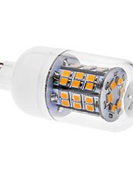 6W G9 LED Mais-Birnen T 46 SMD 2835 520-550 lm Warmes Weiß AC 220-240 V