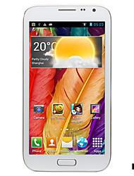 "N7100W-5.5 ""IPS qHD Touchscreen Android 4.2 Schlank Fashion Smart Phone (Dual Core, 4GB ROM, Dual SIM, WIFI, GPS)"