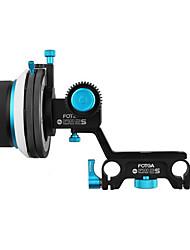 Fotga Dpgrade DP500IIS Humidifiez Follow Focus w / A / B butée dure vitesse Taille option