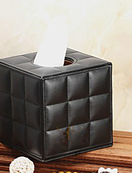 High Quality Cube Shape Modern Tissue Box-2 Colours Available