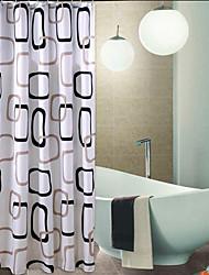 Shower Curtain полиэстер водонепроницаемые геометрии массива