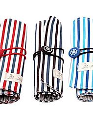 Pencil Case Stripe pour les enfants (couleur aléatoire)