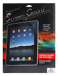 Professional Anti-glare LCD Screen Guard with Cleaning Cloth for iPad Air