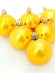 Gold Christmas Decoration Christmas Ball Ornament