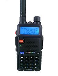 Amateur Dual Band 2 Way Radio ZT-V8A + walkie talkie con pantalla LCD