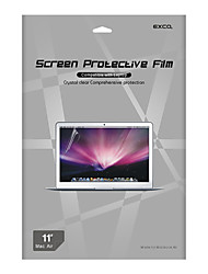"IM-09 EXCO Crystal Clear Screen Protector for Mac Book Air11""(Transparent)"