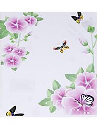 """Personnalisé """"Scène de printemps"""" cônes de papier pétale - Ensemble de 12"""