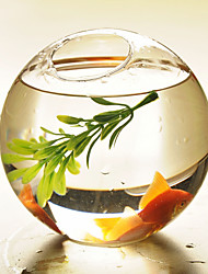 Table Centerpieces Creative European Oblique Mouth Tanks Vase/Fish Tank  Table Deocrations