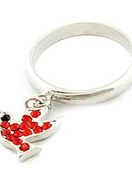 Bird Unisex Fashion Ring(Random Color)
