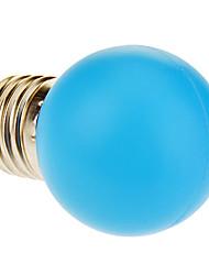 E26 / e27 1w 12 70-90 lm lampadine azzurre led globo ac 220-240 v