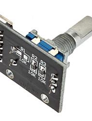 codificador rotativo módulo da placa do PWB (para arduino) (funciona com oficial (para Arduino) placas)