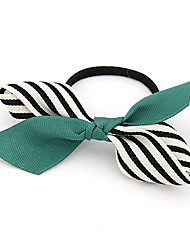 Sweet Style Fabric Hair Ties