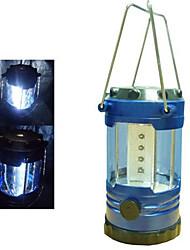 12 светодиодных Портативный супер яркий Делюкс ся светильник с компасом (3 * AA)