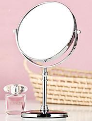 """8 """"Bench Argent Style ronde Miroir de maquillage"""