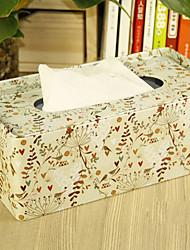 Mignon Grand Tissue Box Spring Flower