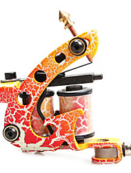 Cool Looking Decorative Pattern Tattoo Machine Liner&Shader