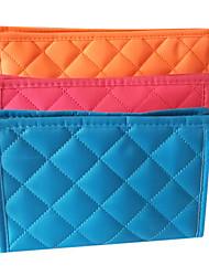 Grande Nova moda Pano Doce Cor Bolsas Cosmetic Bag (cor aleatória)