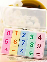 Количество и знак операции Set Eraser